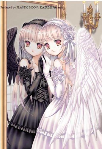 etes vous un ange ou un demon ?