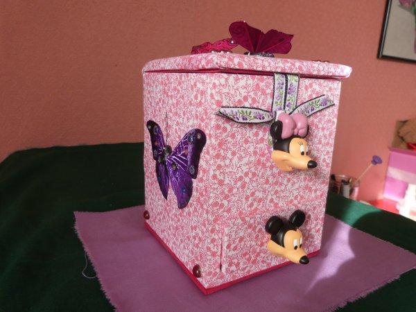 Minie et Mickey