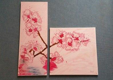 '' Fleurs de Cerisiers ''