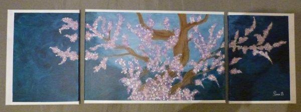 '' Fleurs du Japon ''