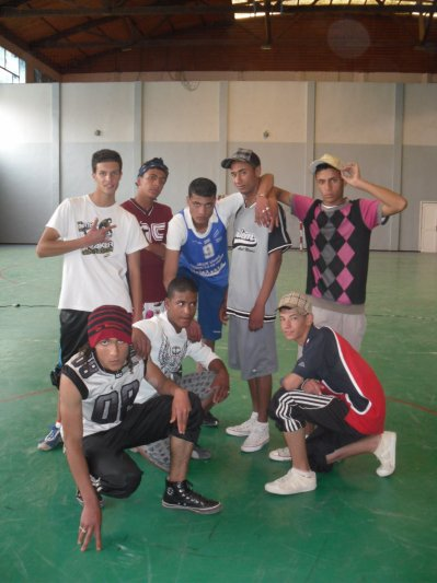 mon GROUP GROUP SNAKES ;) breakDANCE tiaret