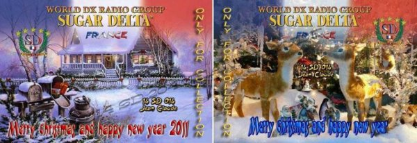 QSL COLLECTION  14SD014 JC