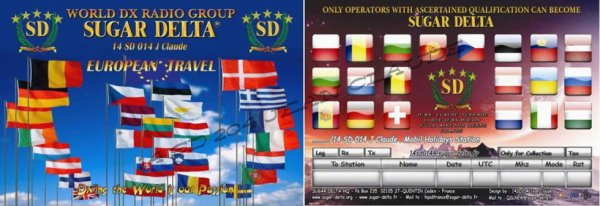 QSL TRAVEL 14SD014 JC