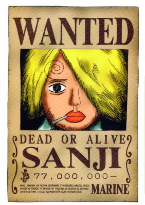 Wanted - Sandy