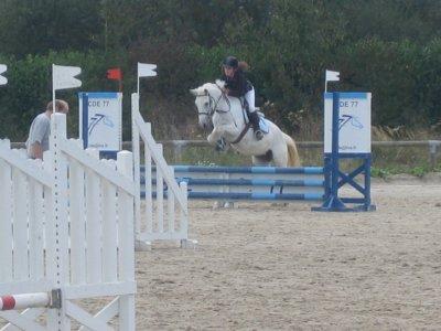 L'équitation, le seul sport individuel qui se joue à deux_♥_