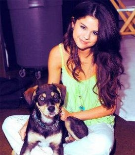 Selena et Baylor !