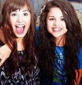 Selena Gomez et Demi Lovato !