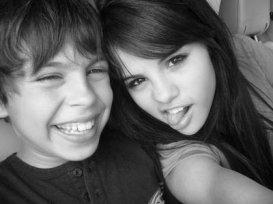 Selena Gomez et Jake T. Austin !