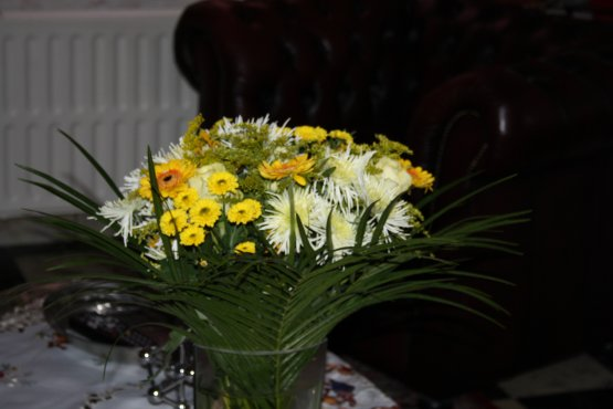 Les fleurs .