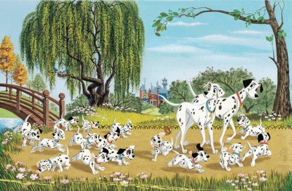 Les Dalmatiens