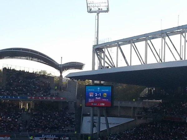 6ème journée du championnat : OL-FC Nantes