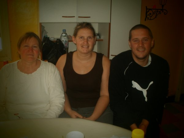 ma cheri et sa famille