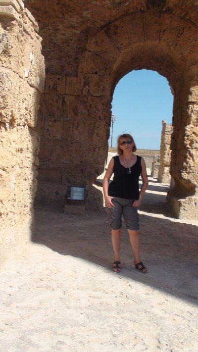Moi en tunisie !