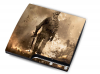 "sticker ""Call Of Duty MW2""  PS3 Slim 15 eur"