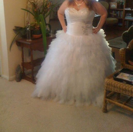 Real Customer Reviews: DressilyMe Real Customer Review: Rowdygirl99's Tulle