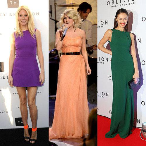 Celebrity Dresses for Less