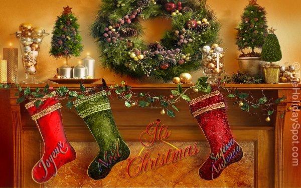 Fêtes, Noël