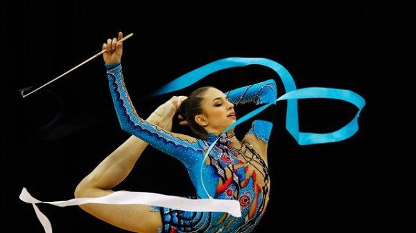 La gymnastique rythmique fera sa huitième apparition olympique aux Jeux de Londres 2012