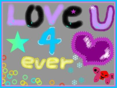 *-----LoVe U 4 ever-----*