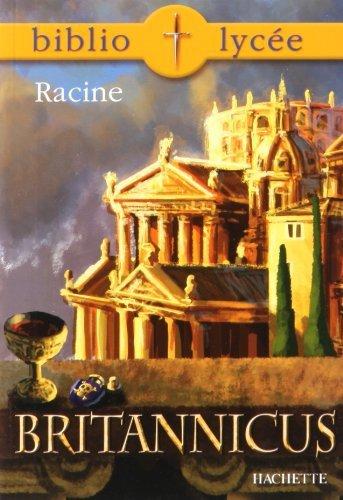 . Britannicus, Racine .