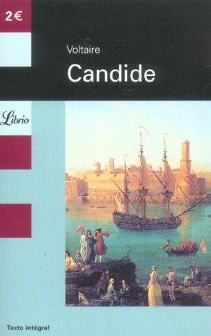 . Candide, Voltaire .