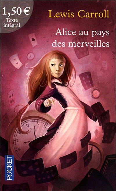 . Alice aux pays des merveilles, Lewis Carroll .
