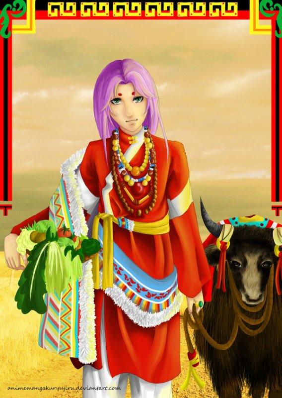 Mu Tibet...