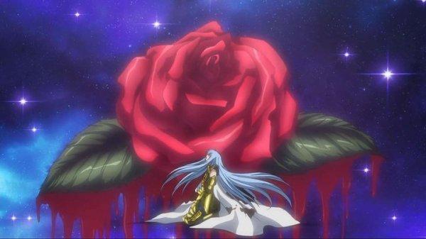 Rose sang!!