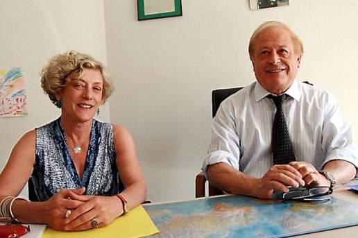 Reclassés des ex-PTT : Vincent Nouvel (SUDPTT 76/27), Eric Béssière (SUDPTT 63) et Michel Commenge (SUD 31 - ADFE Midi Pyrénée) reçu au Sénat par la Députée Marie Hélène FABRE et le Sénateur Roland Courteau le 2 juin 2015