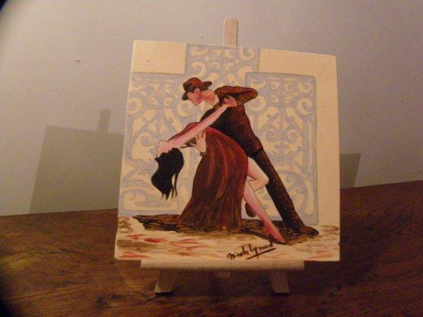 danse: tango