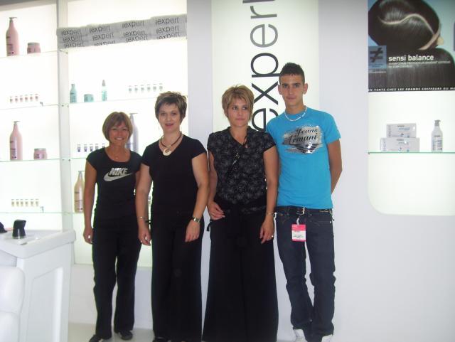 Blog de mcbcoiff2007 la coiffure mon salon et le mondial for Salon mondial de la coiffure