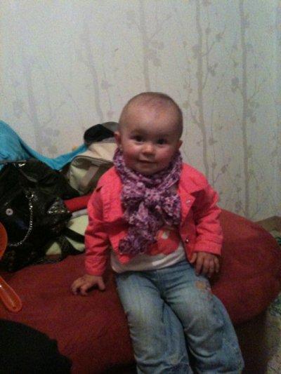 ma fille l'amour de ma vie