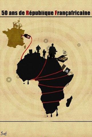 On dit L'Afrique ou  LE fric?     Mysa.