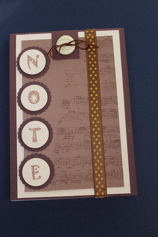 Cartes ,blocs notes ,etc ....