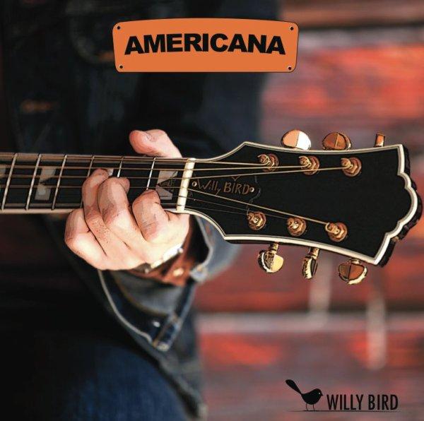 """L'album """"AMERICANA"""" est diffusé sur plus de 60 radios, pensez à vos programmations."""