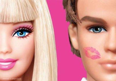 Tu reves d'une femme bonne & fantastique : Mais n'oublie pas que Barbie est en Plastique ;D ♥