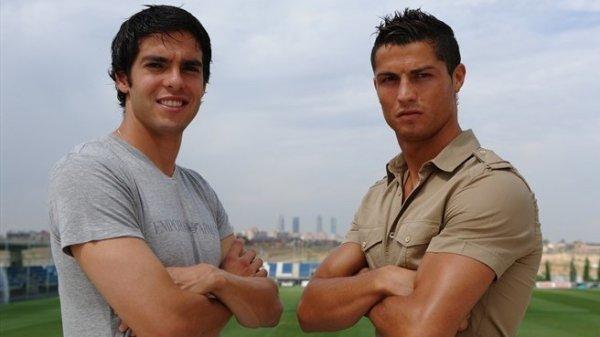 »Kaka et Cristiano Ronaldo <3
