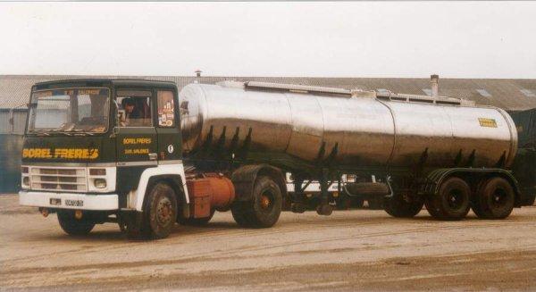 Le Renault R, un camion de légende.