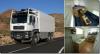 Un camion poubelle pour partir en vacances
