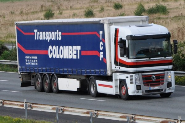 Tansports Colombet & Fils