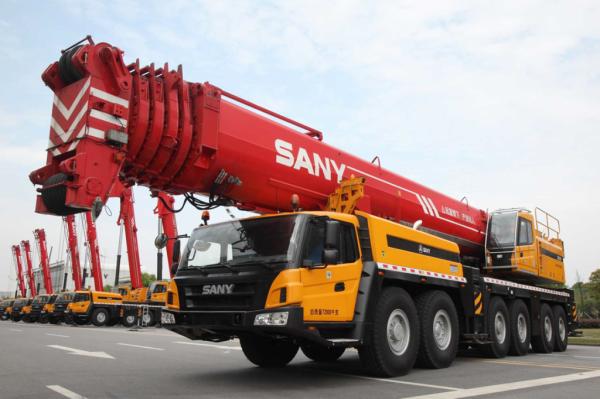 Sany, une nouvelle marque sur le marché des camions routiers