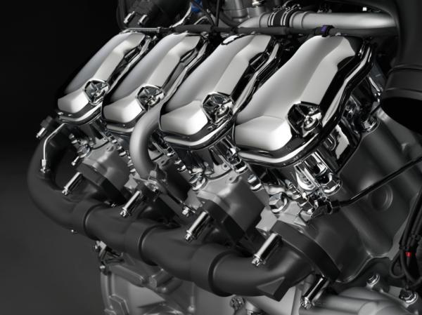 Scania doit suspendre la production de ses moteurs V8