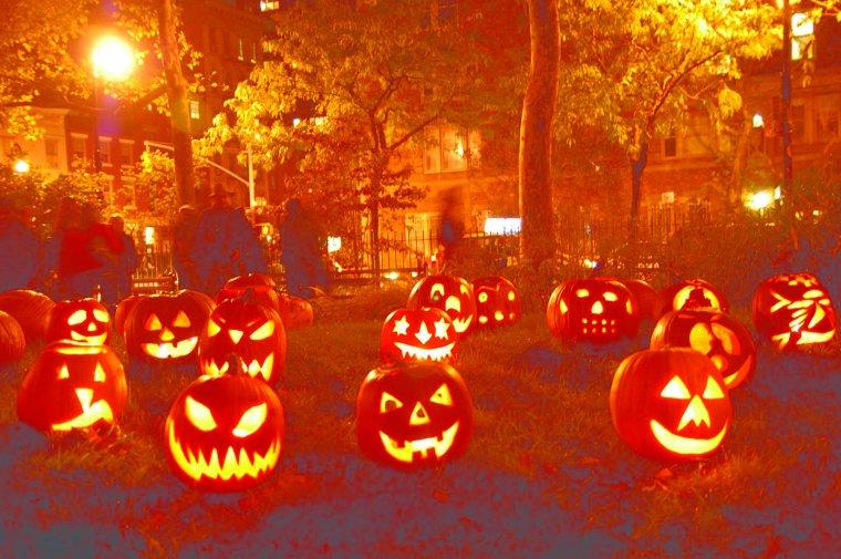 Bon Halloween a tous !! ♥