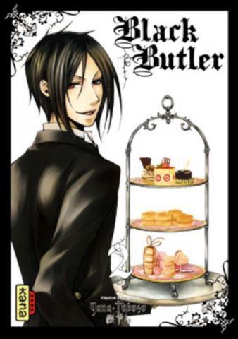 Black Butler tome 2