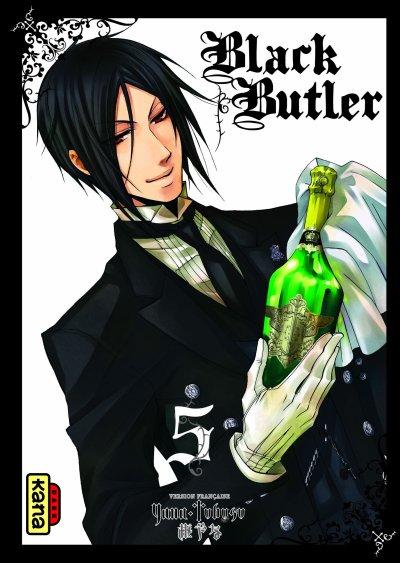 Black Butler tome 5