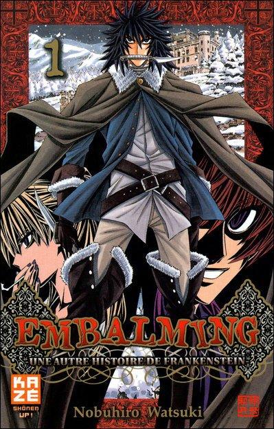 Embalming: une autre histoire de Frankenstein