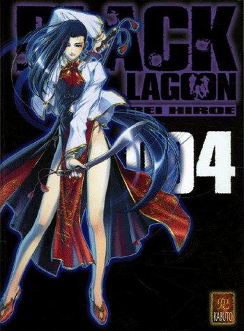 Black Lagoon tome 4