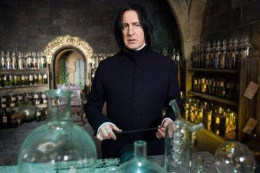 Ma nouvelle obsession s'appelle Severus.