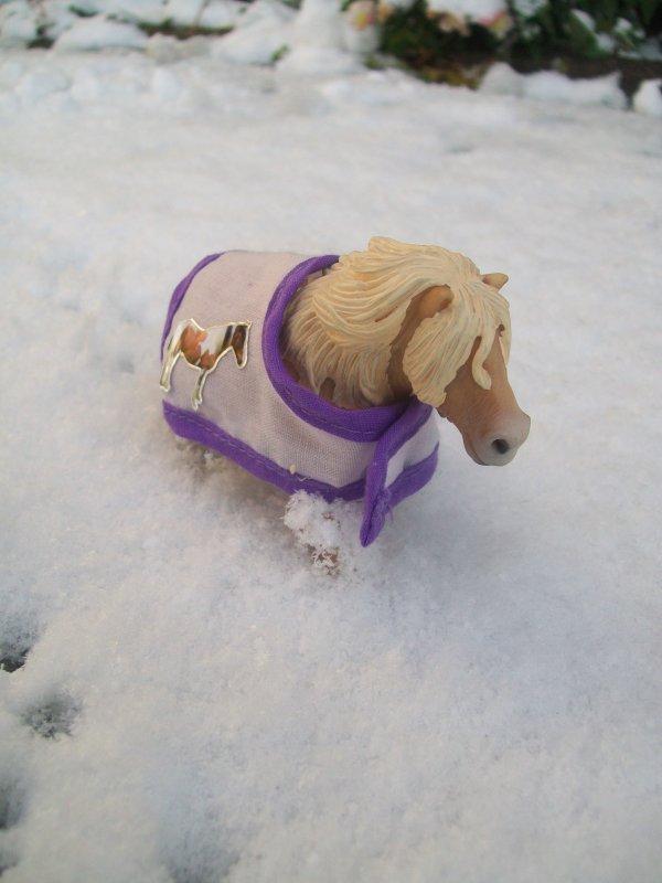 A la neige !:)