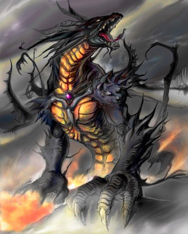 Mon animal fantastique préférer le dragon
